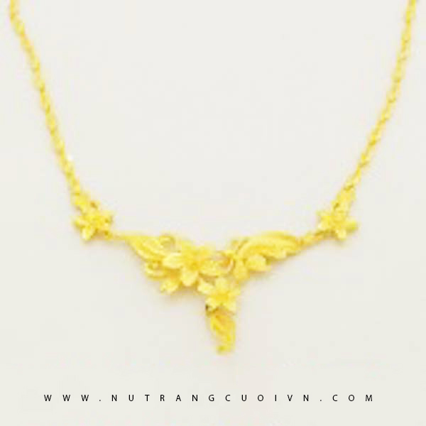 Wedding Necklet HDC2