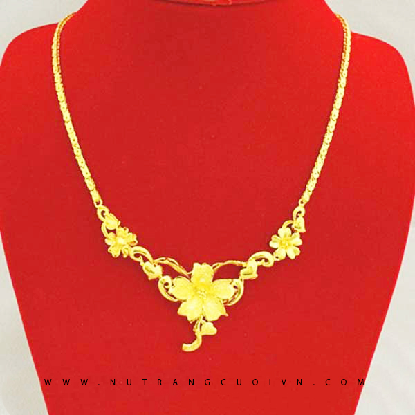 Wedding Necklet KLTDBT27