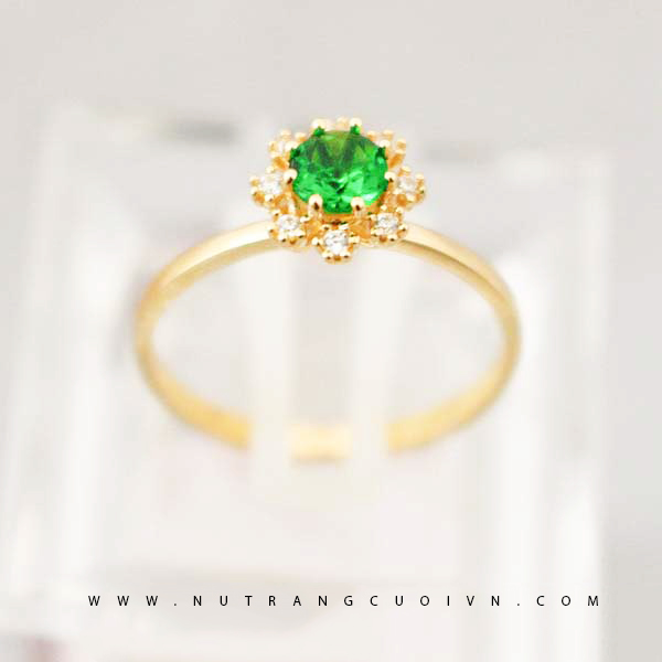 Nhẫn nữ đẹp NUN02