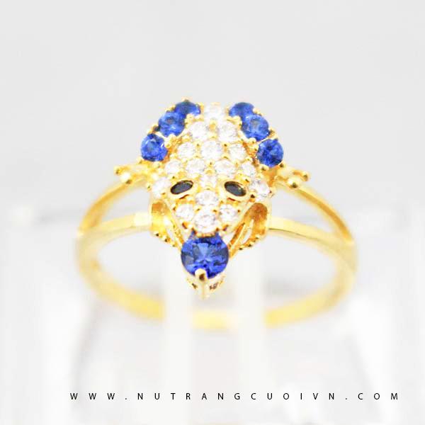 Nhẫn nữ đẹp NUN11