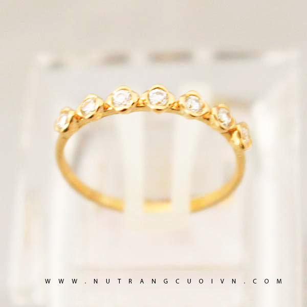 Nhẫn nữ đẹp NUN04