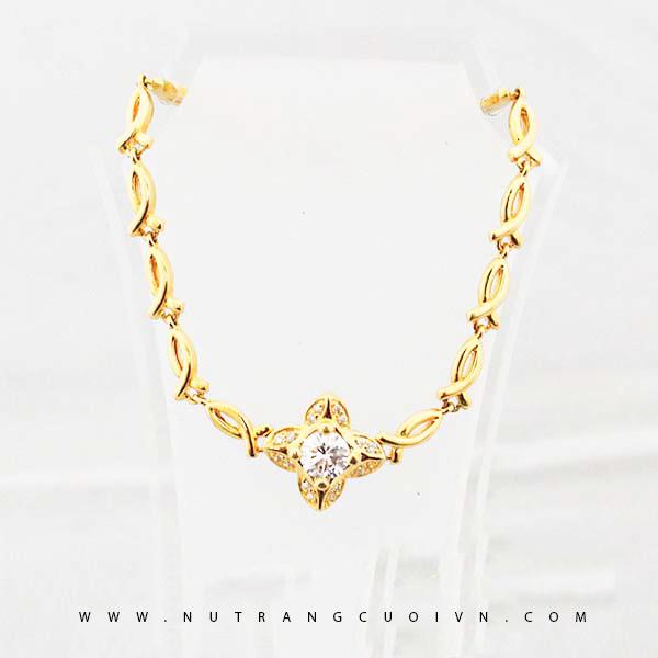 Lắc tay vàng đẹp LTN02