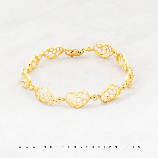 Lắc tay vàng đẹp LTN01