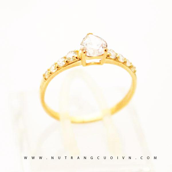 Nhẫn đính hôn NUN47