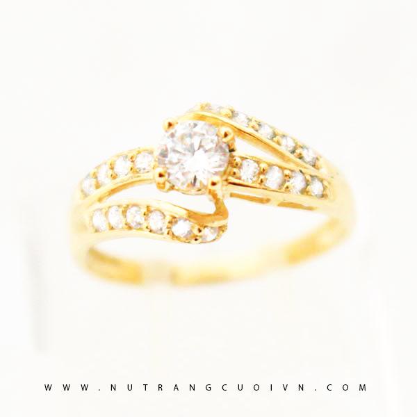 Nhẫn đính hôn NUN46