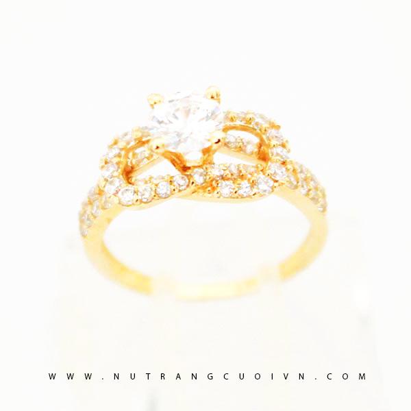 Nhẫn đính hôn NUN44