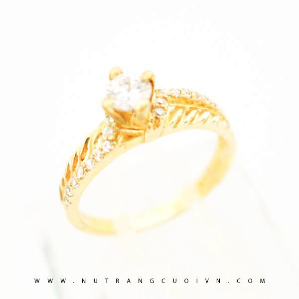 Nhẫn đính hôn NUN38