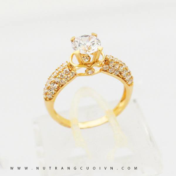 Nhẫn đính hôn NUN84