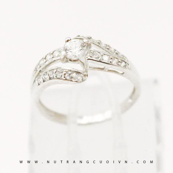 Nhẫn bạc NB06