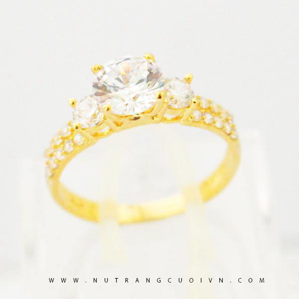 Nhẫn đính hôn NUN75