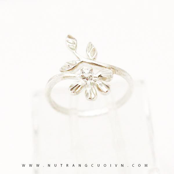 Nhẫn bạc NB01