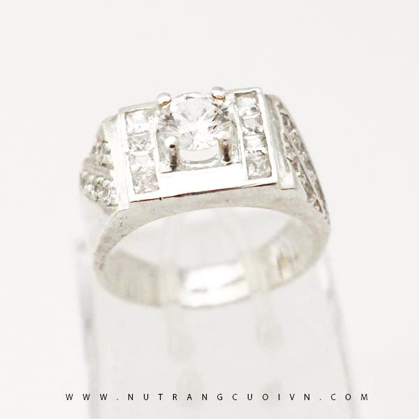 Nhẫn bạc NB02