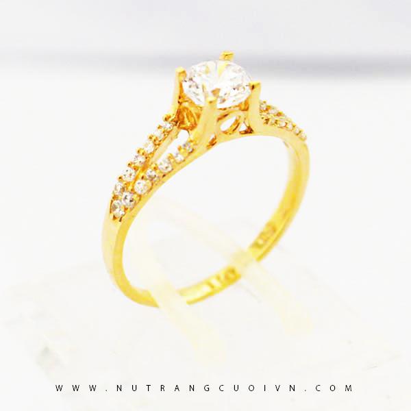 Nhẫn đính hôn N690