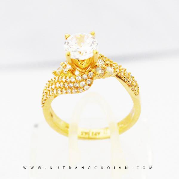 Nhẫn đính hôn N904