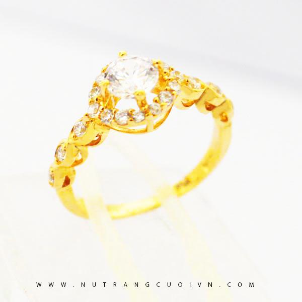 Nhẫn đính hôn N566