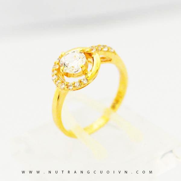 Nhẫn đính hôn N547