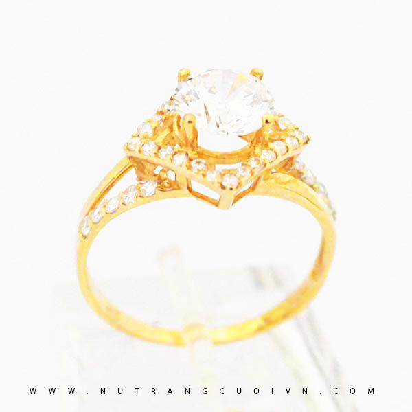 Nhẫn đính hôn NUN48