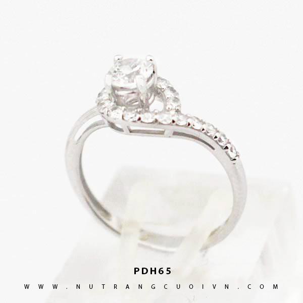Nhẫn đính hôn PDH65