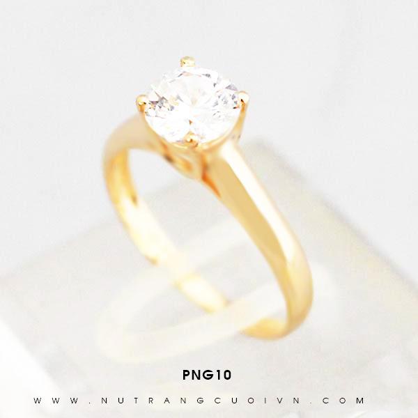 Nhẫn đính hôn PNG10