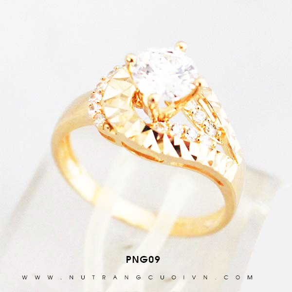 Nhẫn đính hôn PNG09