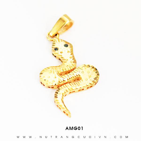 Mặt dây chuyền AMG01