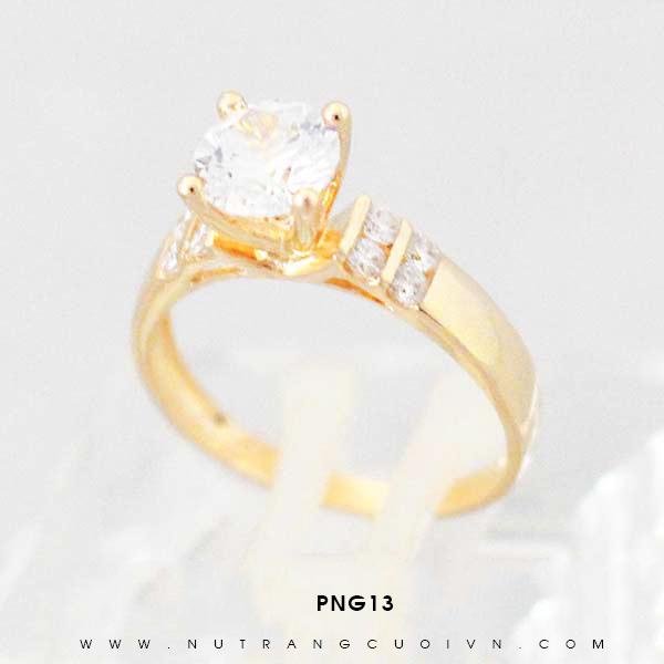Nhẫn đính hôn N1.437