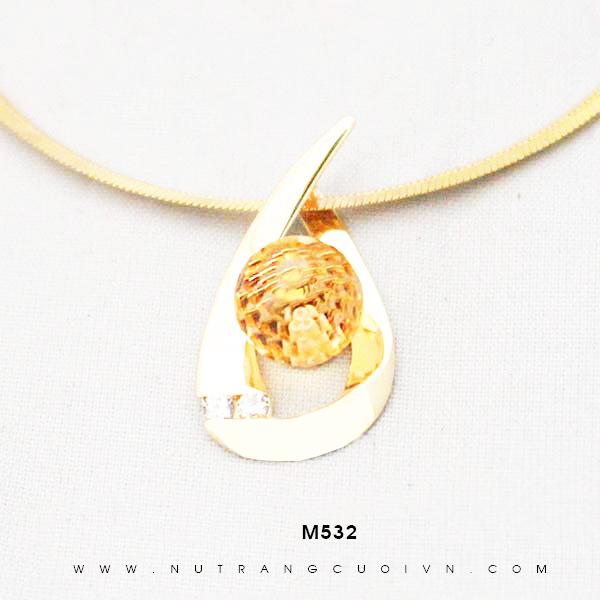 Mặt dây chuyền M532
