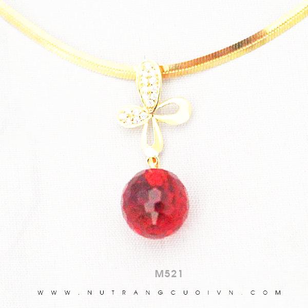 Mặt dây chuyền M521