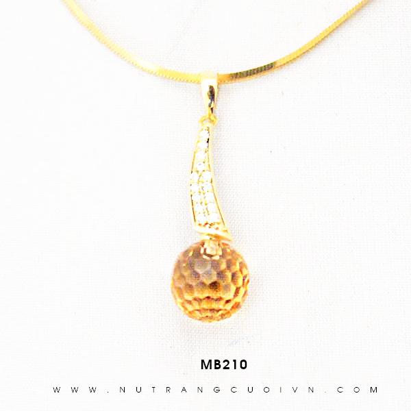 Mặt dây chuyền MB210