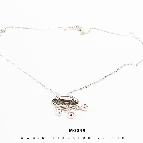 Dây chuyền vàng M0049