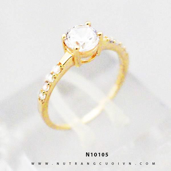 Nhẫn đính hôn N1.0105