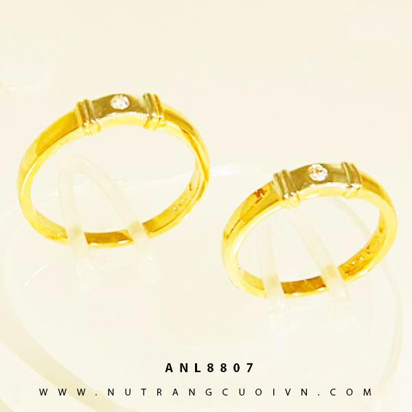 NHẪN CƯỚI ANL8807