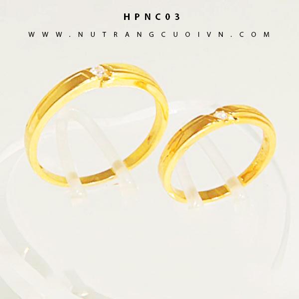 NHẪN CƯỚI HPNC03