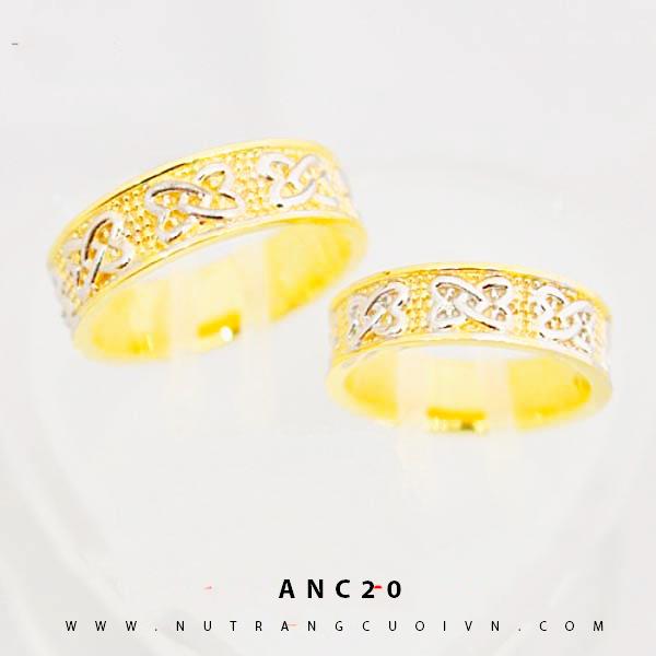 NHẪN CƯỚI ANC20