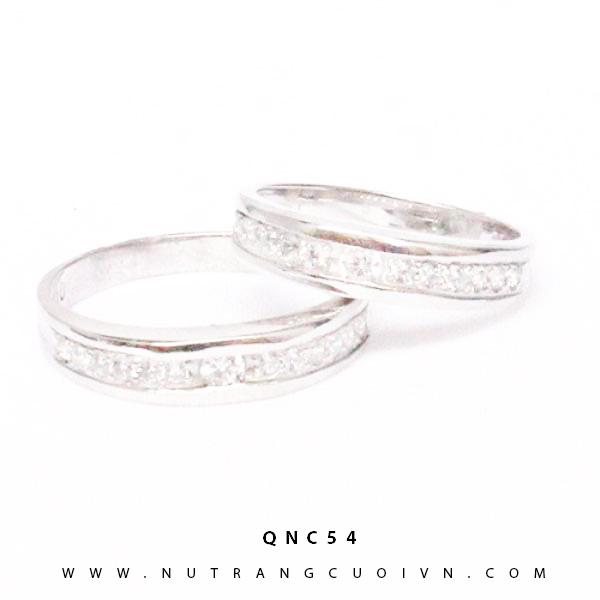 NHẪN CƯỚI QNC54
