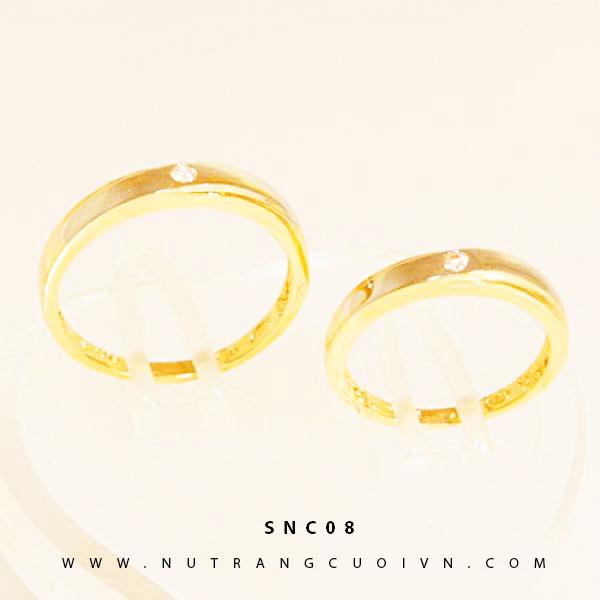 NHẪN CƯỚI SNC08