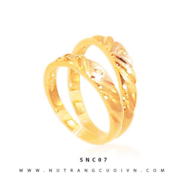 NHẪN CƯỚI SNC07