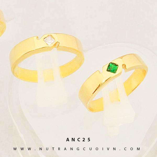NHẪN CƯỚI ANC25