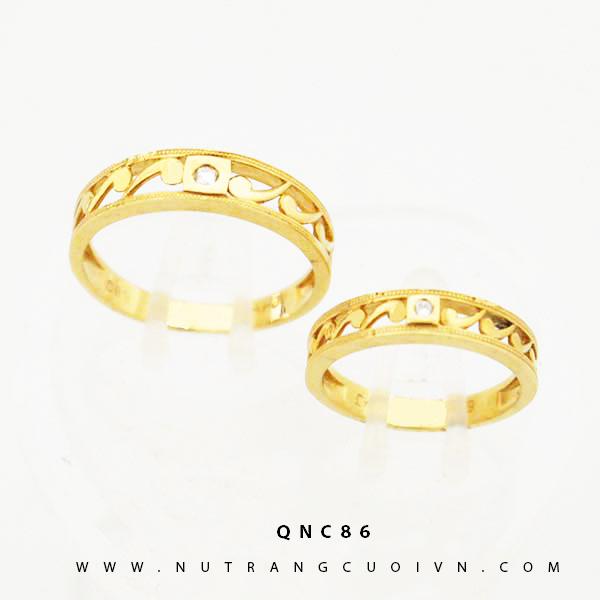 NHẪN CƯỚI QNC86