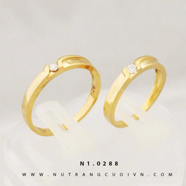 Nhẫn cưới đẹp QNC05