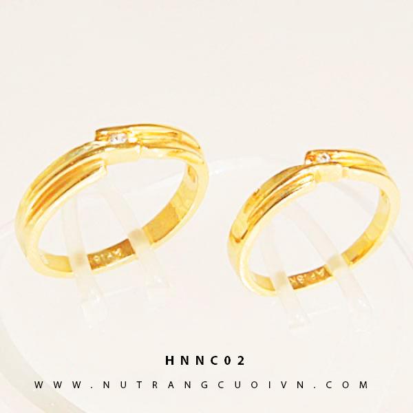 NHẪN CƯỚI HNNC02