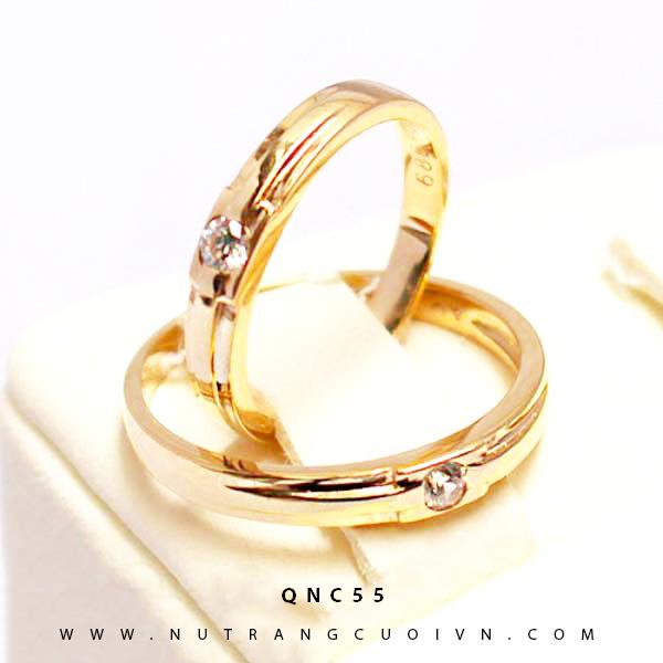 NHẪN CƯỚI QNC55