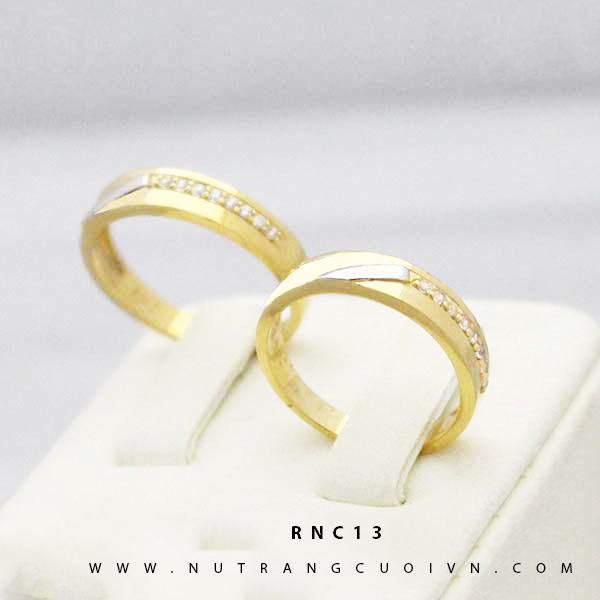 Nhẫn cưới đẹp RNC13