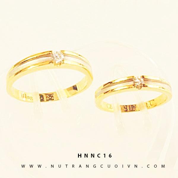 NHẪN CƯỚI HNNC16