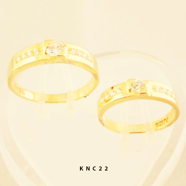NHẪN CƯỚI KNC22