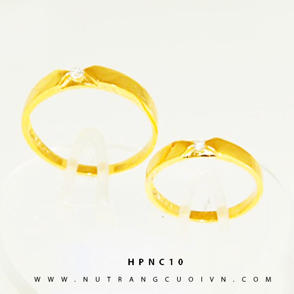 NHẪN CƯỚI HPNC10