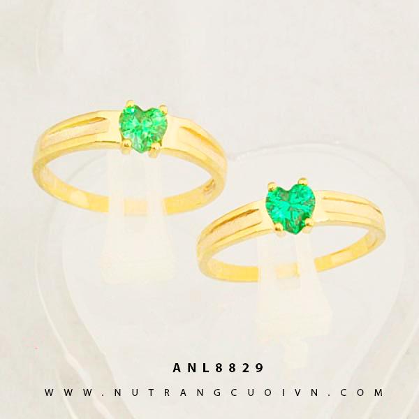 Nhẫn cưới ANL8829X