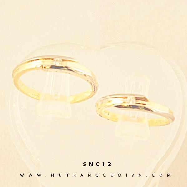 NHẪN CƯỚI SNC12