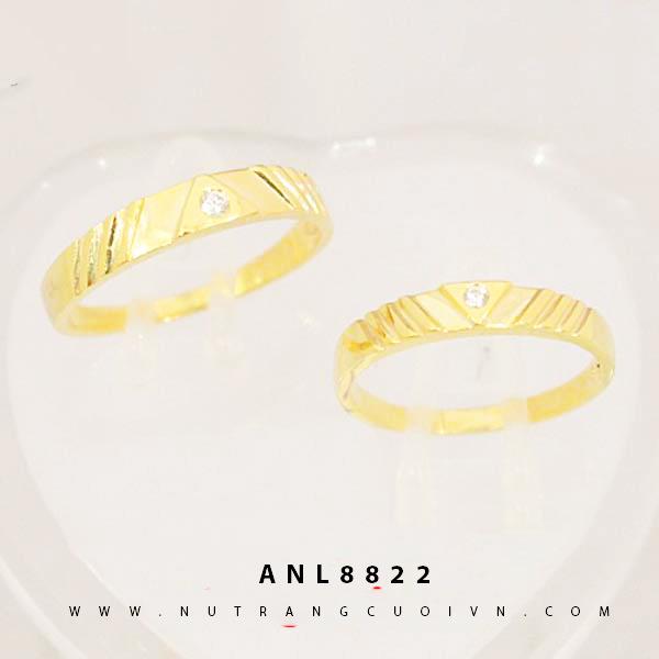 NHẪN CƯỚI ANL8822