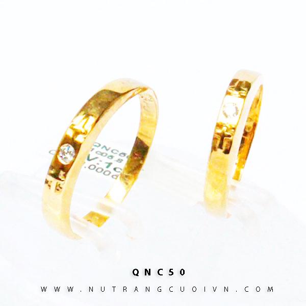 NHẪN CƯỚI QNC50